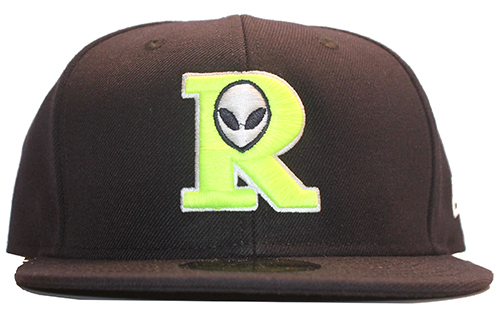 d21ec0841fa  34.99 The Roswell Invaders Raised seem logo hat steps in the New Era. The  59Fifty (stylized as 59FIFTY) is..more